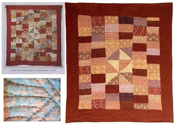 fulll circle quilt image selection