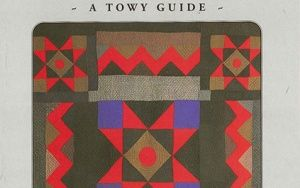 Welsh Quilts by Jen Jones book cover