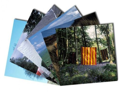 pack of 6 postcards