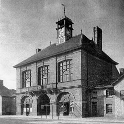 Lampeter Town Hall History